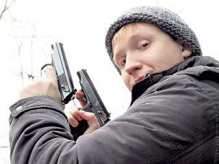 В «Диком» Артём МАЗУНОВ убил двух зайцев - снял самого себя