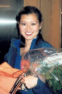 Киоко ИНА была старше Алексея на семь лет