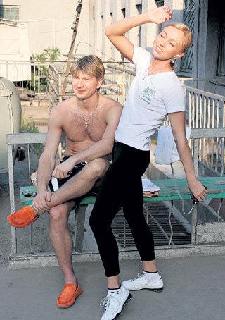 Татьяна ТОТЬМЯНИНА единственная сумела забеременеть от Алексея, хотя привязать олимпийского чемпиона к себе подобным образом пытались многие красавицы (фото Алёна КУЗЬМИНА/КП-Волгоград)