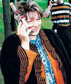 Татьяна Борисовна в золотые 90-е