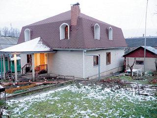 Дом артиста в Икше