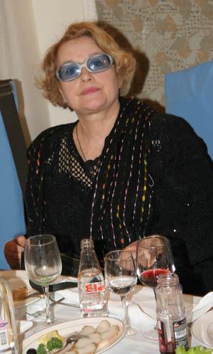 Сложно поверить, что Валентине Илларионовне исполнилось 75 лет!
