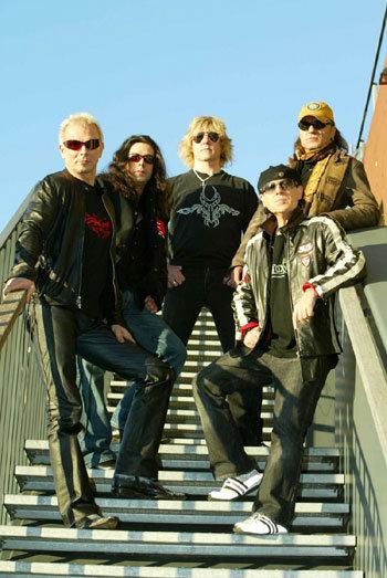 Группа «Scorpions»