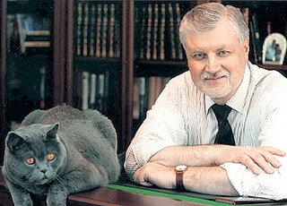 Сергей МИРОНОВ уверен, что классик не был мягким и пушистым