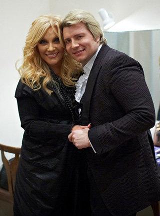 Таисия ПОВАЛИЙ, Николай БАСКОВ