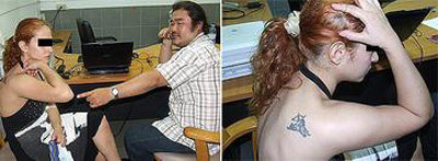Российская туристка, ставшая жертвой насильника в Паттайе. Фото Pattaya Daily News
