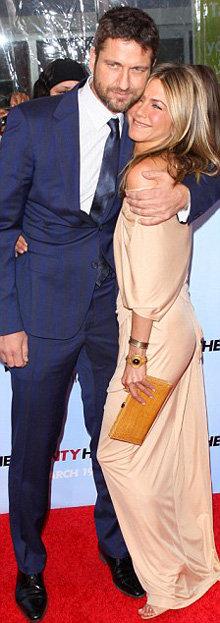 Видно, что Дженнифер без ума от Джеррарда - фото The Daily Mail