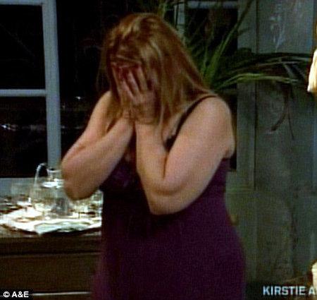 Актриса в шоке от цифр на весах - фото The Daily Mail