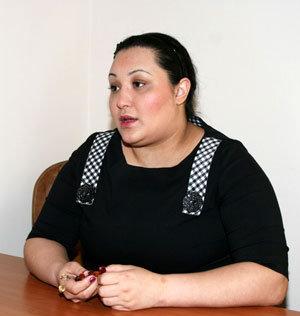 Диларам САПАРОВА