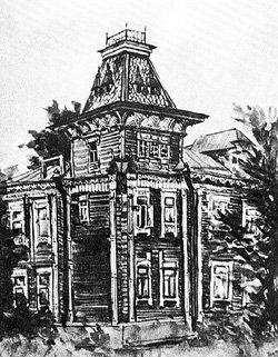 Так выглядела дача создателя первой российской Конституции