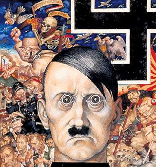 Идея мирового господства затмила фюреру разум, и реально оценивать действительность он уже не мог