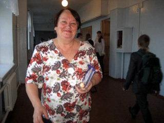Учительница ШАЙХЛИСЛАМОВОЙ Нина БУЛЫГИНА восхищалась начитанностью и воспитанностью Ирины