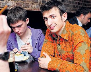 Младший брат Алексея - Александр АБАЕВ пишет фантастические романы
