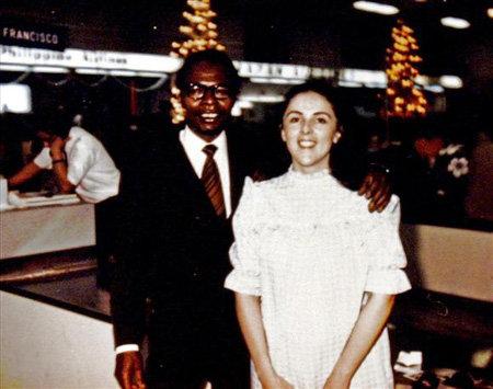 Стэнли Энн Данхэм и её муж Барак Обама -  родители президента США