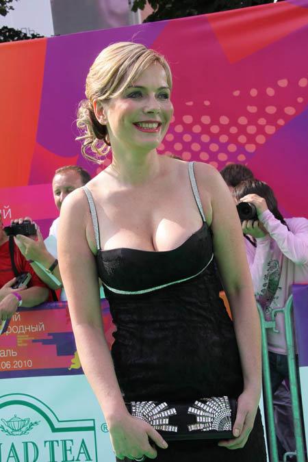 Екатерина Семенова.