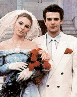 Ради ослепительного наряда для себя и невесты Наташи Сергей поднял на уши пол-Воронежа (22 декабря 1989 г.)