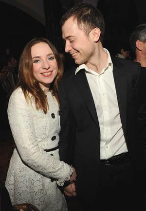 Тутта Ларсен с мужем Валерием. Фото: moizvezdi.ru