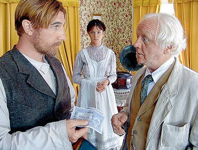 Роль доктора в картине «Пелагия и белый бульдог» стала для Виктора Порфирьевича последней большой работой в кино