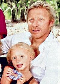 Борис БЕККЕР любит свою Анечку, но её хитроумную мамашу так и не простил