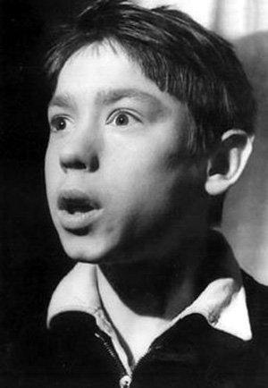 Виктор Сухоруков в детстве. Фото kino-teatr.ru