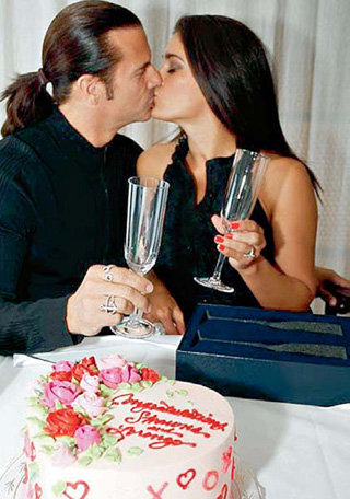 Лоренцо ЛАМАС надеется с Шоной КРЕЙГ создать свой пятый, по-настоящему счастливый брак
