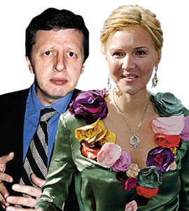 ШИРВИНДТ-младший уверяет, что никогда не спал с Юлей БОРДОВСКИХ (на фото - справа) (фото Анатолия ЖДАНОВА)