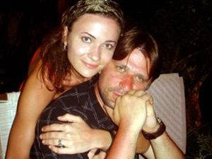 Виктор ЛОГИНОВ с женой Ольгой