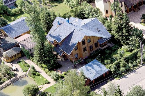 Дом Андрея КОЗЛОВА