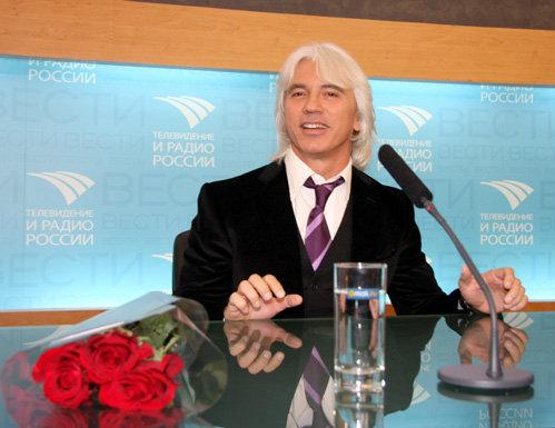 Дмитрий ХВОРОСТОВСКИЙ. Фото Ларисы КУДРЯВЦЕВОЙ