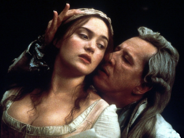 Кадр из фильма «Перо маркиза де Сада»