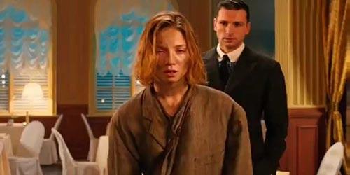 Кадр из телесериала «Мурка»