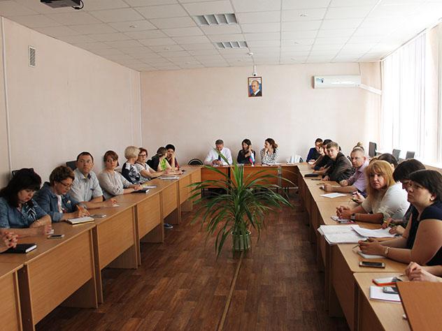 В Ставропольском филиале РАНХиГС обсуждали применение проектного метода в муниципальном управлении