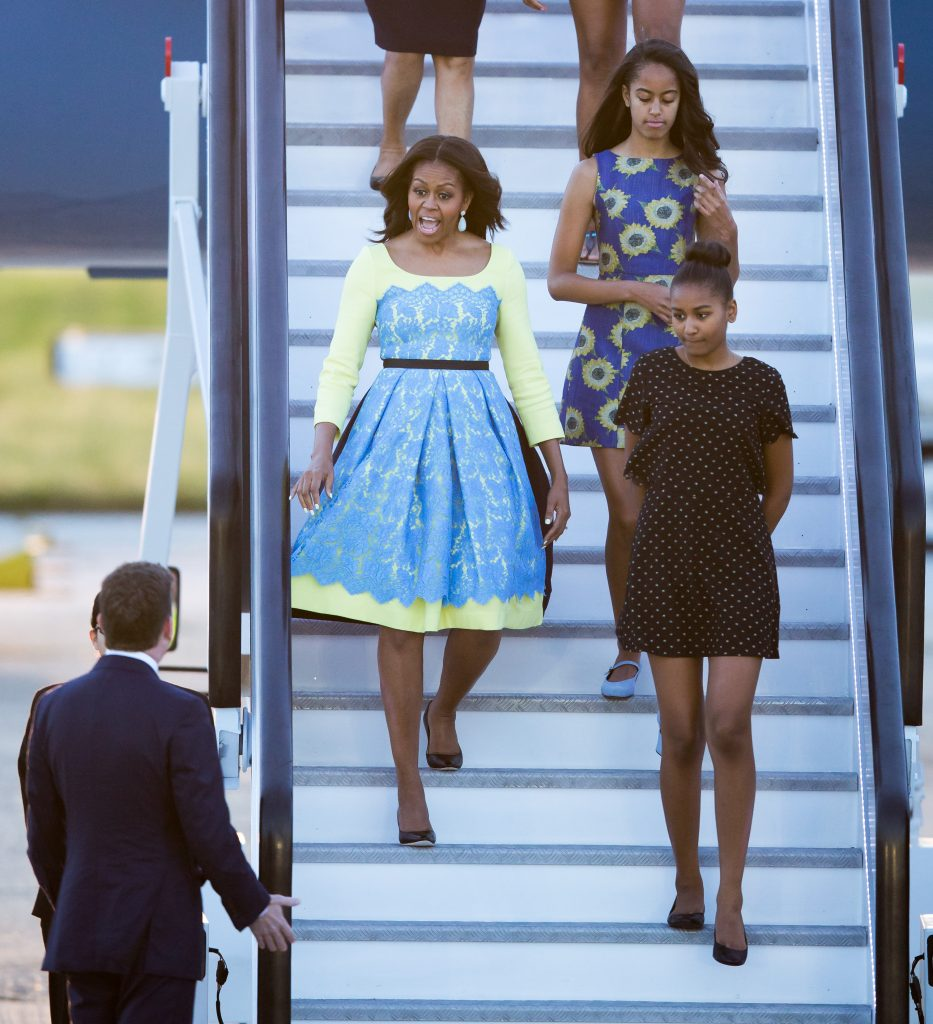 Наташа Обама: настоящее имя дочери экс-президента США взорвало Сеть