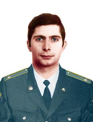 Подполковник Марк Евтюхин, командир 2-го батальона. Источник: ru.wikipedia.org