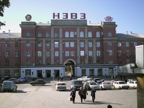 Новочеркасский электровозостроительный завод. Фото: wikimedia.org