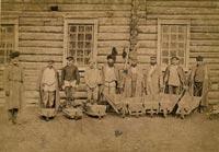 Промышленная добыча «брусницынского» золота считалась каторжной работой. Источник: zolotoexpert.ru