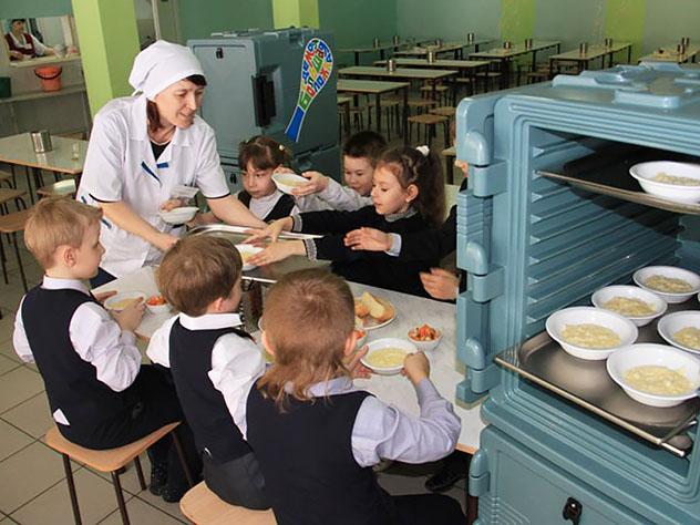 Кто вправе распоряжаться родительскими перечислениями на школьные обеды?