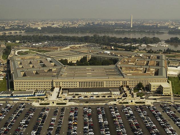 Пентагон выделил несуществующему полицейскому участку оружие на1,2 млн долларов