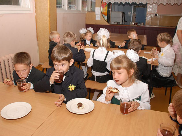Большая перемена: судьбу школьных обедов должны решать родители