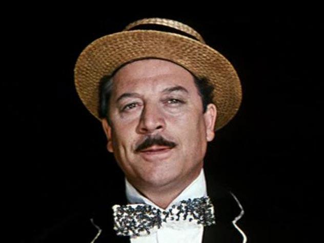 Борис Сичкин после выхода на экраны «Неуловимых мстителей» для всех стал Бубой Касторским. wikipedia.org