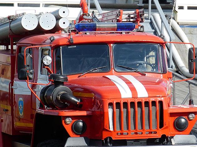 Девять человек погибли впожаре  в личном  доме вБашкирии