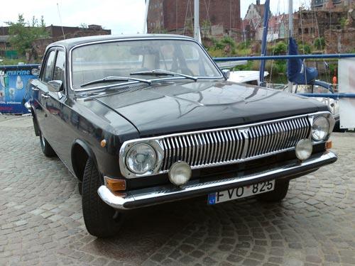 Газ-24 «Волга». wikimedia
