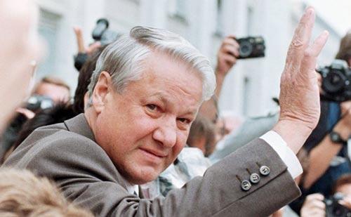 Борис Ельцин. Kremlin.ru