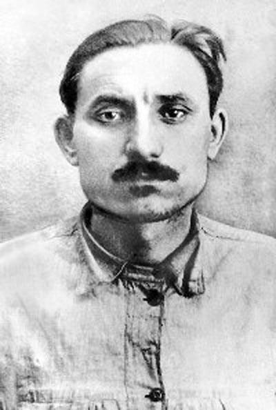 Фото Ермакова из следственного дела 1927 года. wikimedia