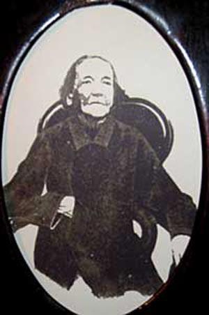 Фотография, сделанная в последние годы жизни (предположительно 1860-1865 гг.)