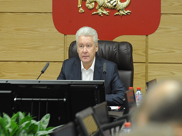 Собянин заявляет оперспективе роста пенсий в 2018г