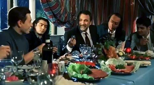 Кадр из сериала «Бригада»
