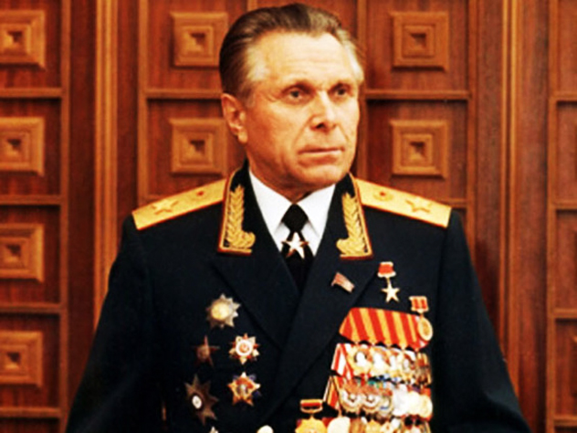 Николай Анисимович Щелоков, министр внутренних дел СССР с 1966 по 1982 год