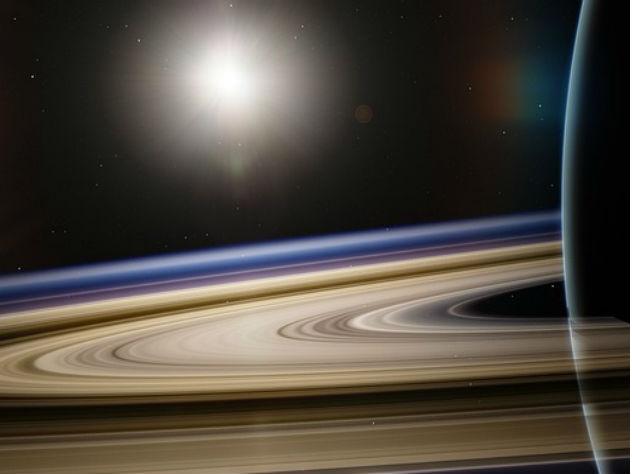 Космический зонд «Кассини» заснял загадочный объект перед тем, как разбиться