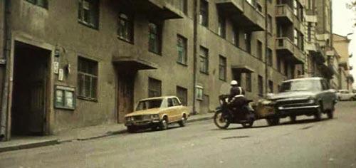Знаменитая сцена погони из «Петровки, 38» стала классикой советского кино